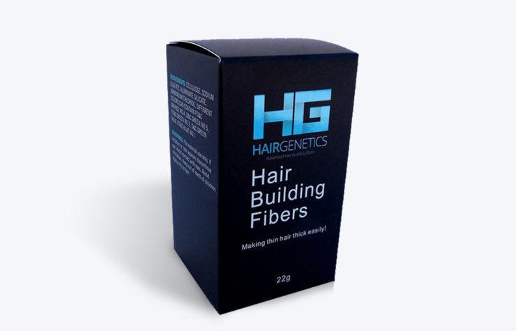 Hair Gel Packaging Boxes