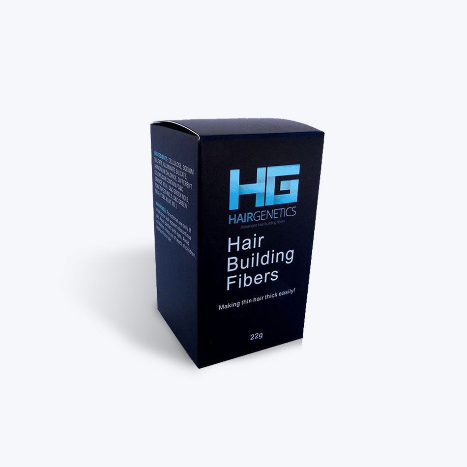 Hair Gel Packaging Boxes