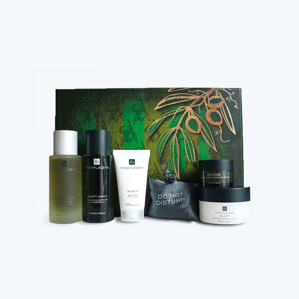 Spa Product Boxes